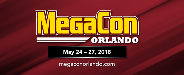 MegaCon Orlando 2018 Website Blog Pic 05-16-18