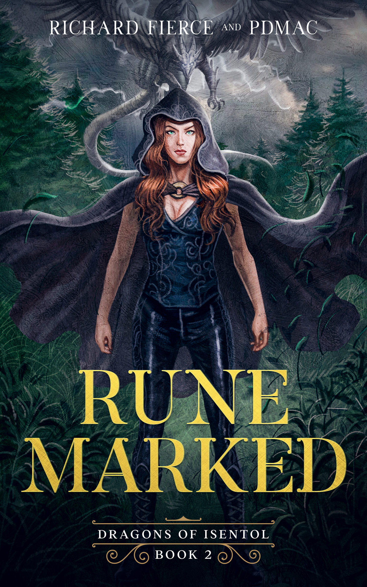 Rune Marked Book 2 eBook Cover